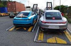 Bắt tại trận Porsche 911 thế hệ thứ 8 đã về đến Việt Nam