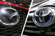 Toyota và Mazda sản xuất các mẫu SUV mới chung linh kiện