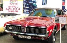 Rapper Việt tậu chi tiền tỷ sắm xế cổ Mercury Cougar 1968