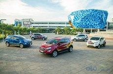Ford EcoSport 2019 bỗng trông hấp dẫn và cá tính hơn trong các 'bộ cánh' mới