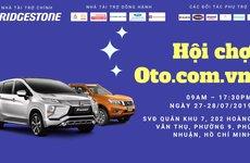 Hội chợ Oto.com.vn lần 3 khởi động