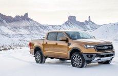 Ford Ranger 2019 bị triệu hồi do lỗi dây an toàn