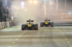 Giá vé chặng đua F1 tại Việt Nam