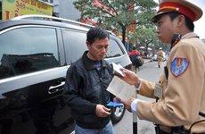 Các trường hợp và mức phạt đối với người điều khiển xe không chính chủ