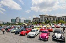 """Hơn 400 """"con bọ"""" tụ họp tại lễ hội Volkswagen Beetle"""