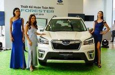 Vay mua xe Subaru Forester 2019 trả góp tại ngân hàng nào lãi suất thấp?