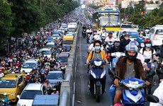Đề xuất đầu tư 250 tỷ xây dựng trạm thu phí ô tô vào trung tâm TP.Hồ Chí Minh