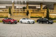 Thông số kỹ thuật Mercedes-Benz E-Class 2019