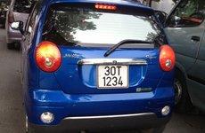 Ngắm loạt xe giá rẻ đeo biển số khủng tại Việt Nam