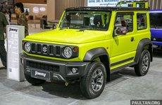 SUV Suzuki Jimny mở rộng 'lãnh địa' tại Đông Nam Á, lần này là Indonesia
