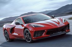 Chevrolet C8 Corvette 2020 mở bán với mức giá rẻ, chưa đến 60.000 USD