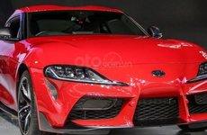[GIIAS 2019 Jakarta] Toyota Supra chính thức ra mắt ASEAN, giá hơn 3 tỷ đồng