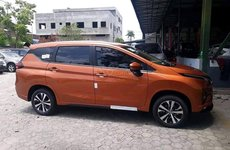 Ảnh thực tế Nissan Grand Livina 2020, dự kiến về Việt Nam tháng 9/2019