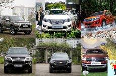 Tư vấn chọn mua xe chở sáu, bảy người trong tầm tiền