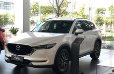 Mazda CX-5 sẽ có bản facelift tại Việt Nam ngay trong tuần này