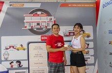 Bridgestone Việt Nam bùng nổ tại Hội chợ Oto.com.vn lần 3