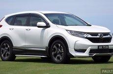 Ngoài Indo, lệnh triệu hồi xe Honda CR-V bị lỗi cần số còn có 'hiệu lực' tại Malaysia