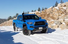 Đánh giá xe Toyota Tacoma TRD Pro 2019