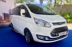 Ford Tourneo 2019 sắp ra mắt Việt Nam