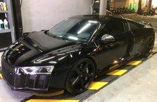 Cường Đô la bán Audi R8 V10 Plus, tậu thêm Ferrari 488 Spider hậu lễ cưới với Đàm Thu Trang?