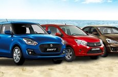 Suzuki Celerio, Ertiga, Swift và Ciaz khuyến mại lớn trong tháng 8/2019