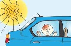 Dạy trẻ kỹ năng tự thoát hiểm khi bị bỏ quên trên ô tô