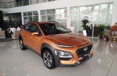 Hyundai Kona giảm 30 triệu đón tháng Ngâu tại Việt Nam