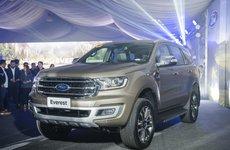 Ford Everest 2020 trình làng Philippines, giá từ 884 triệu đồng