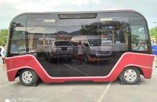 Thêm hình ảnh xe bus VinFast hoàn toàn mới