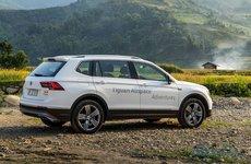Nhập khẩu nguyên chiếc từ Đức, Volkswagen Tiguan Allspace 2019 mới có giá lăn bánh bao nhiêu?