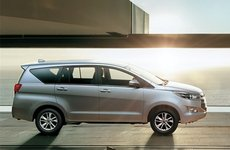 """Phân khúc MPV tháng 7/2019: Toyota Innova """"vượt mặt"""" Mitsubishi Xpander nắm giữ ngôi đầu bảng"""