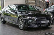 Audi A7 Sportback 2019 mở bán tại Malaysia với giá từ 1,9 tỷ đồng