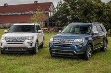 Ford Explorer 2019 giảm giá 70 triệu tiền mặt để dọn chỗ cho thế hệ mới