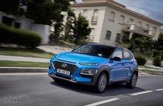 Hyundai Kona Hybrid 2020 ra mắt với giá chỉ 630 triệu VNĐ