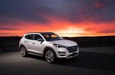 Hyundai Tucson 2020 trình làng Mỹ, thay động cơ và 4 màu ngoại thất mới