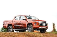 Phân khúc bán tải tháng 7/2019: Mitsubishi Triton tụt hạng, nhường chỗ Mazda BT-50
