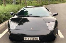 """""""Batman"""" Lamborghini Murcielago LP640 Verde Ithaca độc đã đáp cánh xuống Hải Phòng"""