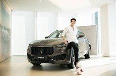 Cầu thủ xuất sắc nhất châu Á - Son Heung Min đang lái siêu xe nào?