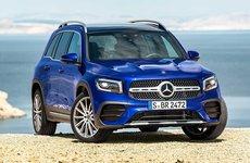 Mercedes-Benz GLB 2020 chốt giá từ 42.293 USD, mở bán tại châu Âu vào cuối năm