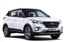 Hyundai Creta Sports Edition dành cho thị trường Ấn