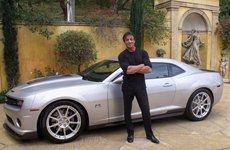 """Khám phá kho xe khủng của sao """"Biệt đội đánh thuê"""" - Sylvester Stallone"""