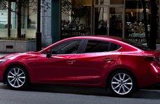 Lại triệu hồi Mazda3, lần này do lỗi gương chiếu hậu