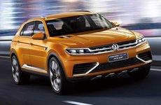 Volkswagen Tiguan thế hệ mới trình làng 2022 với dưới dạng SUV lai Coupe