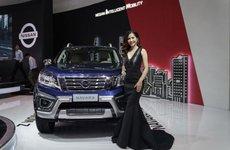 Nissan Navara sắp có bản mới tại Việt Nam