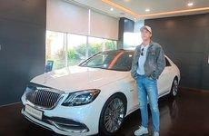 Vũ 'Về nhà đi con' tậu Mercedes-Benz S450 Maybach giá bao nhiêu?