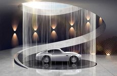 Khách VIP có thể yêu cầu Aston Martin xây garage đẹp như mơ để trưng bày xe