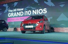 Hyundai Grand i10 2020 chính thức ra mắt tại Ấn Độ, giá khởi điểm từ 6.950 USD