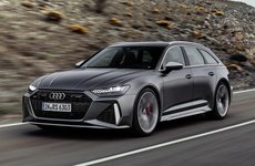Audi RS 6 Avant 2020 chuẩn bị trình làng, khoe trọn khả năng vận hành mạnh mẽ