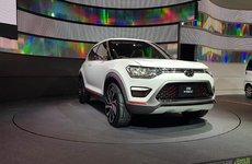 Toyota và Daihatsu chuẩn bị giới thiệu bộ đôi SUV cỡ nhỏ tại Tokyo Motor Show
