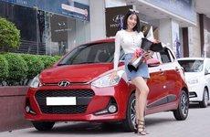 Top xe bán chạy nhất phân khúc hạng A tháng 7/2019: Hyundai Grand i10 đứng đầu